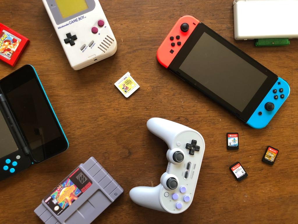 A Collection of Nintendo Games